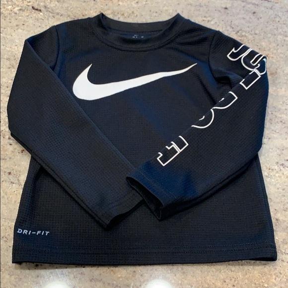 Nike Other - Boys long sleeve NIKE shirt